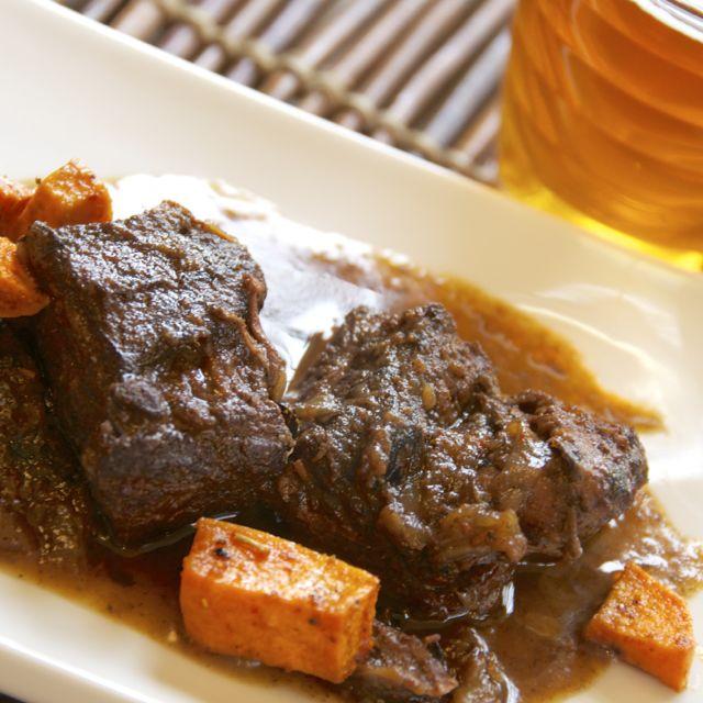 Braised Beef Shortribs