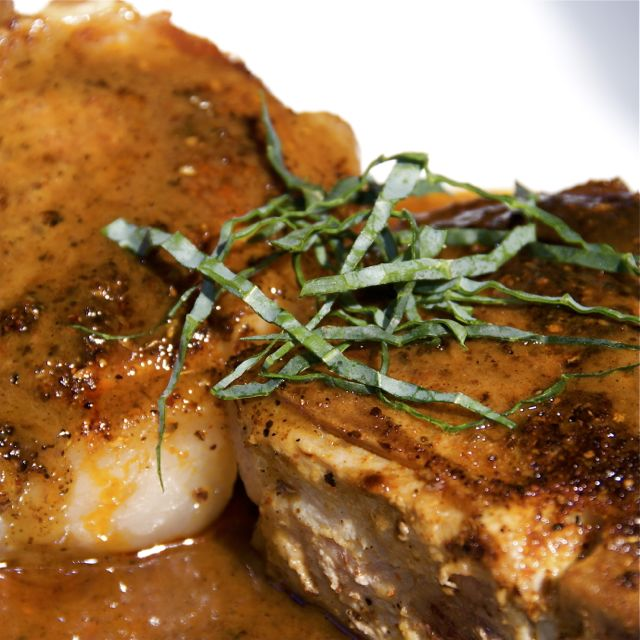Herb and Spice Pork Chops