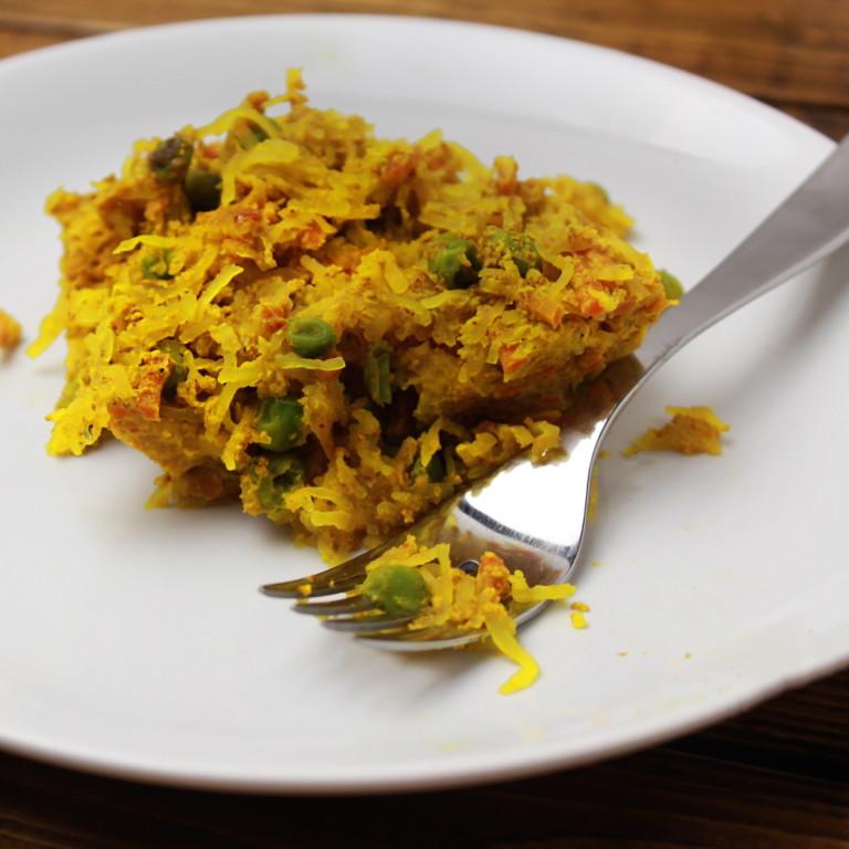 Curry Casserole