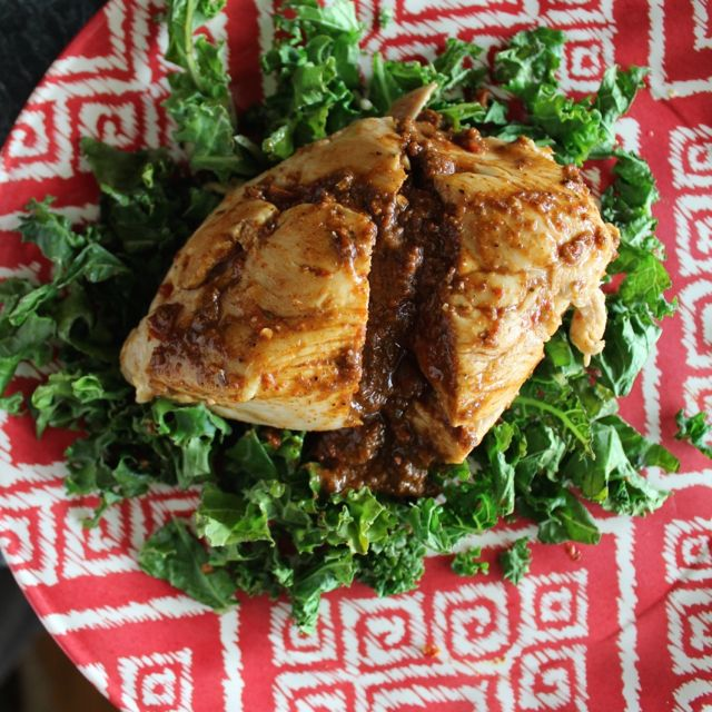 http://www.teenytinyspicerecipes.com/poached-chicken-breast-with-sundried-tomatoes/