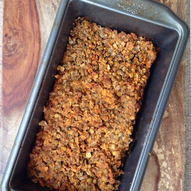 Lentil Loaf