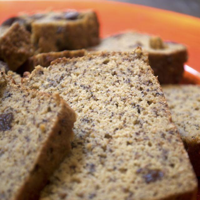 Garam Masala Spiced Banana Bread (Gluten Free)