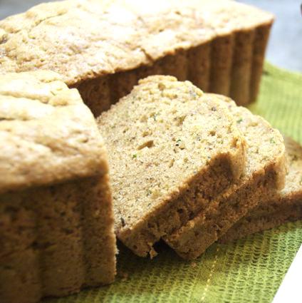 Garam Masala Zucchini Bread