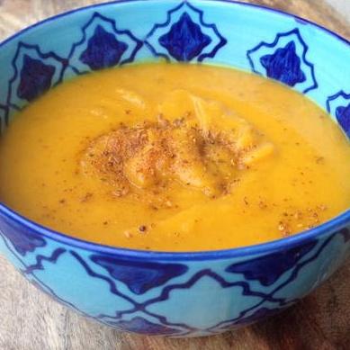 Tandoori Squash Soup