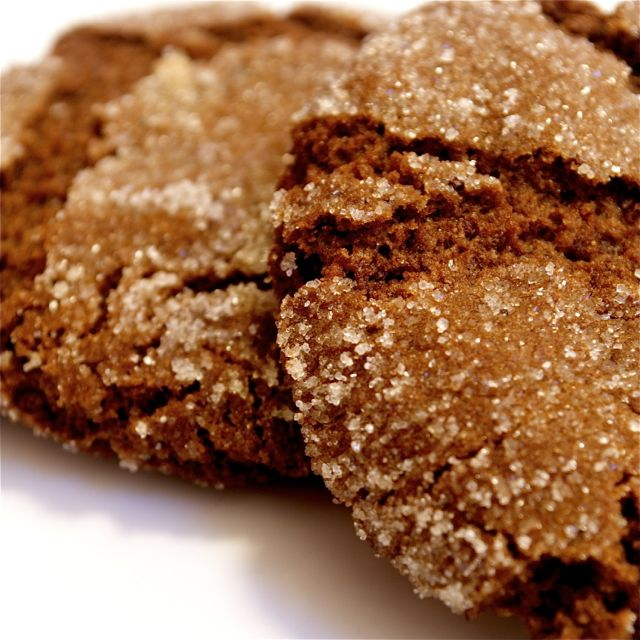Garam Masala Molasses Cookies