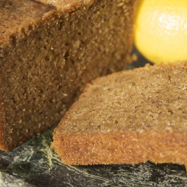 Persian Lemon Pound Cake
