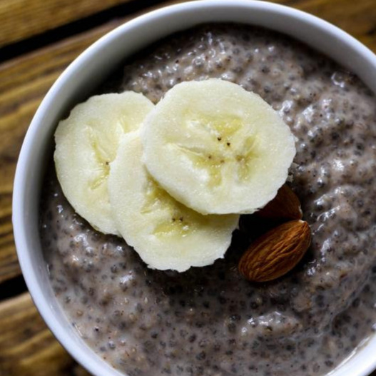 Banana+Five+Spice+Chia+Pudding