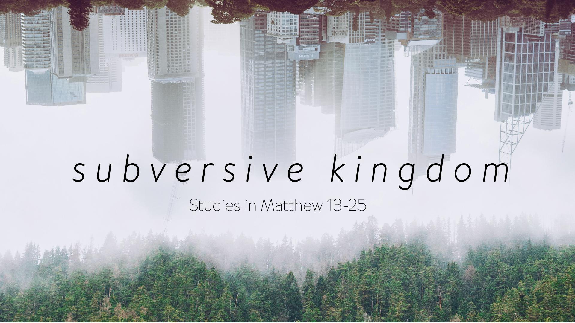 Subversive Kingdom