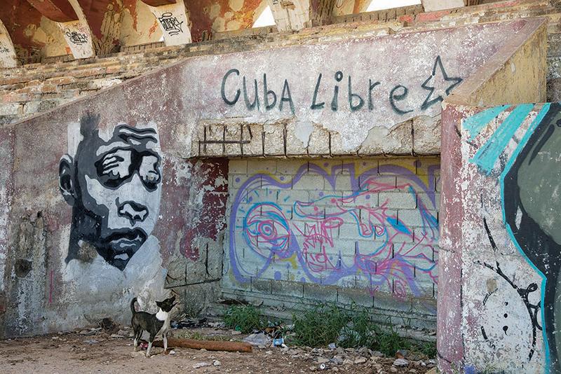 Cuba Libre, 2015