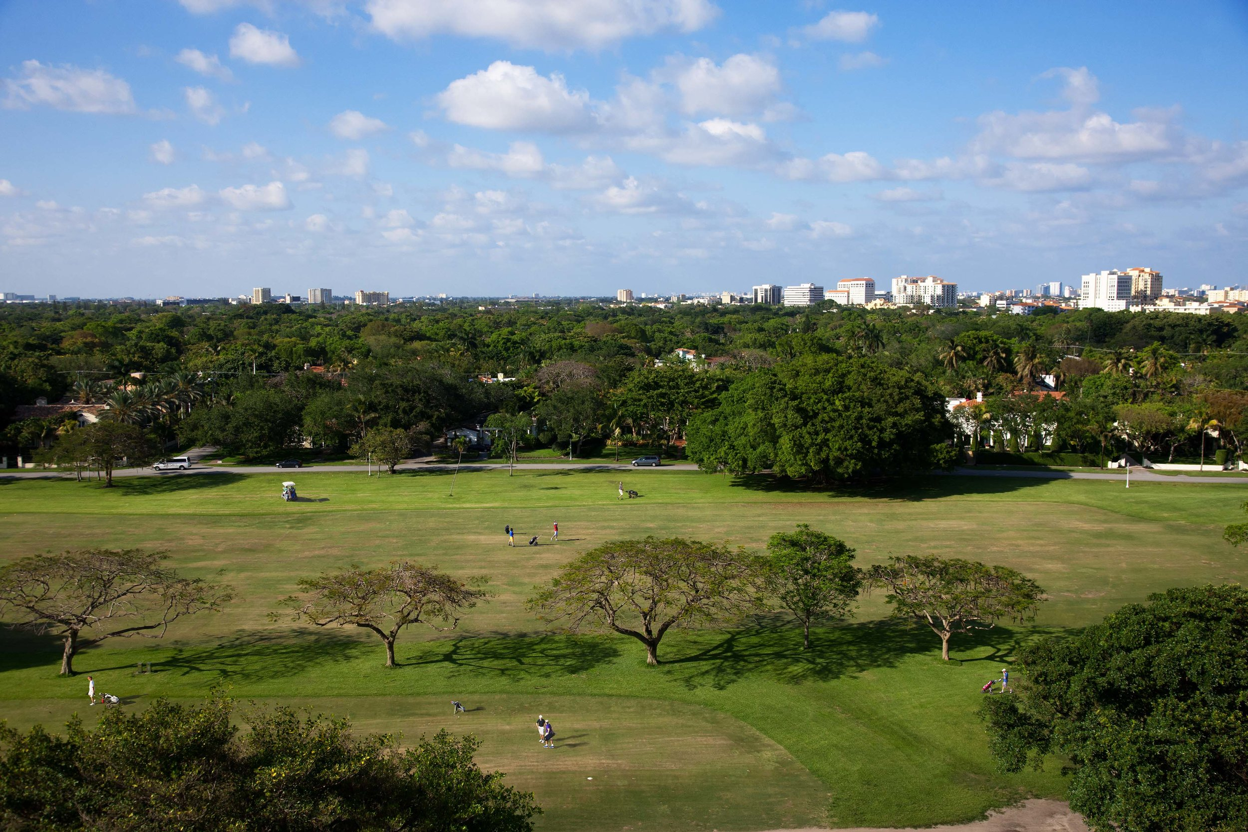 Golf and City, 2012