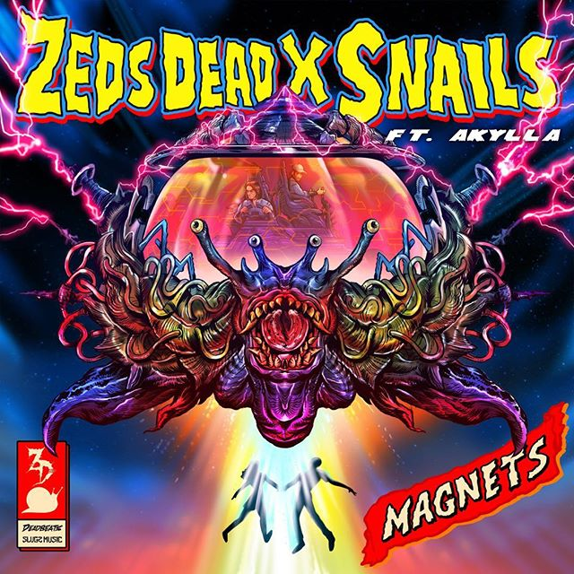 New @zedsdead x @snailmusic ft. @akylla_music dropping THURSDAY ⚡️⚡️⚡️