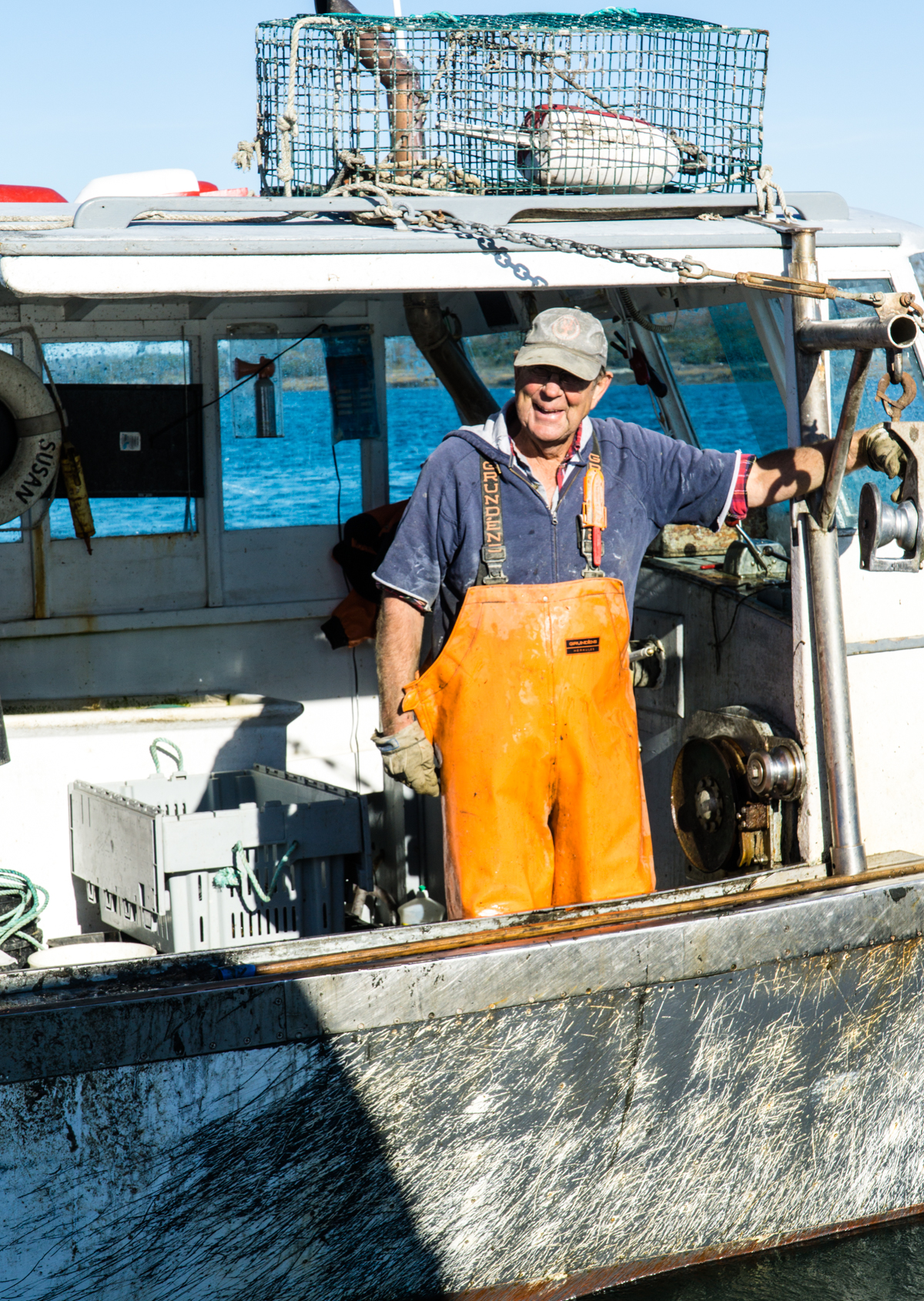 Maine Lobster redefined - Meet Entrepreneur John Jordan