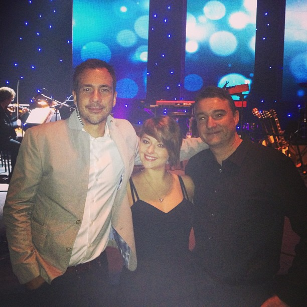 Trin, Trey and Me at CCMA.jpg