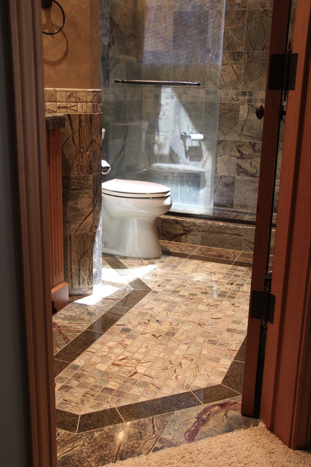 Marble and Stone Floor