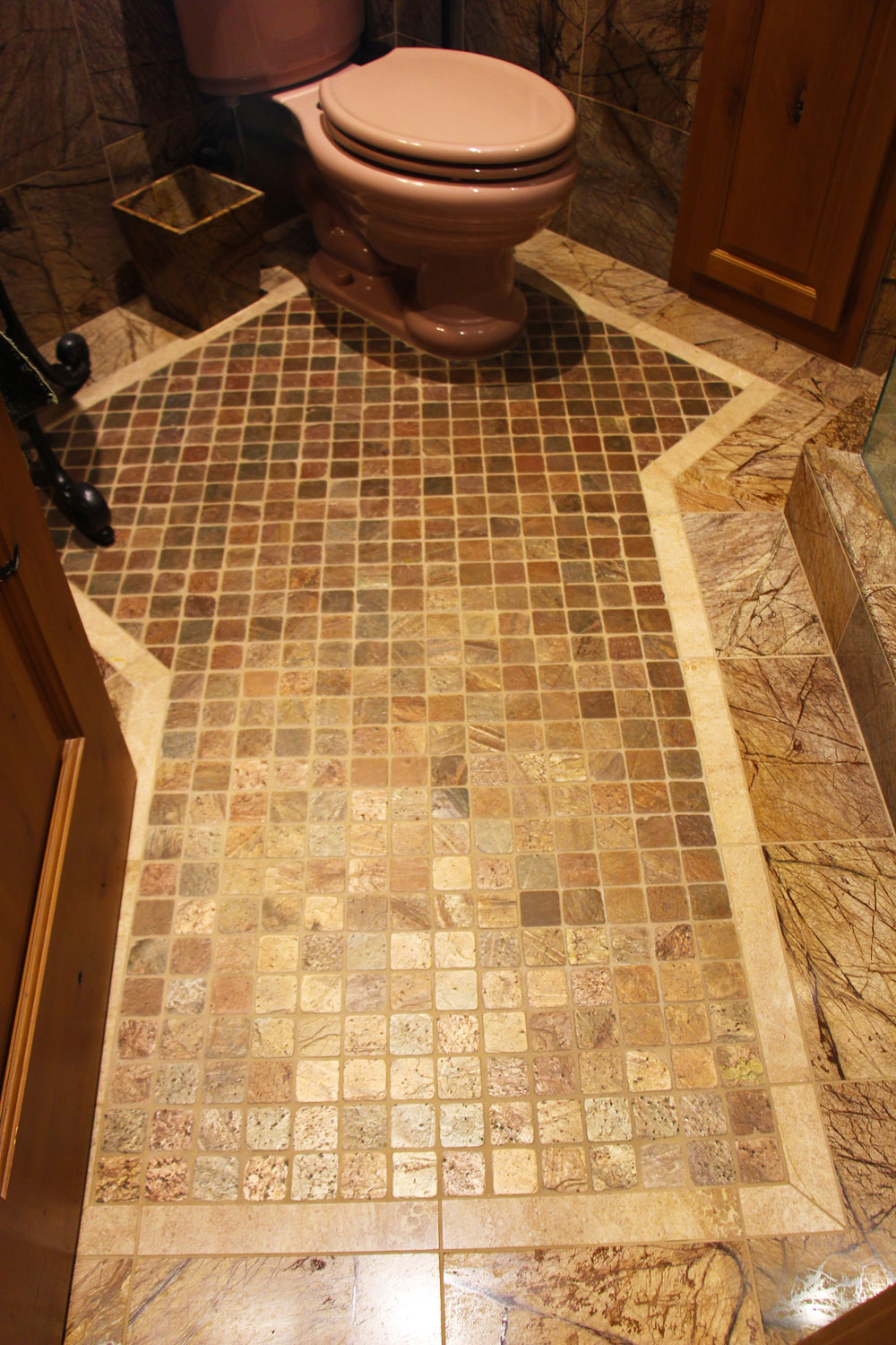 Stone and Marble Floor