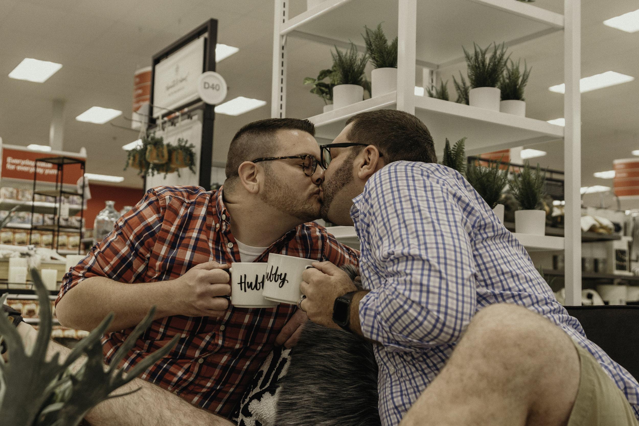 Aaron + Tony Target Engagement