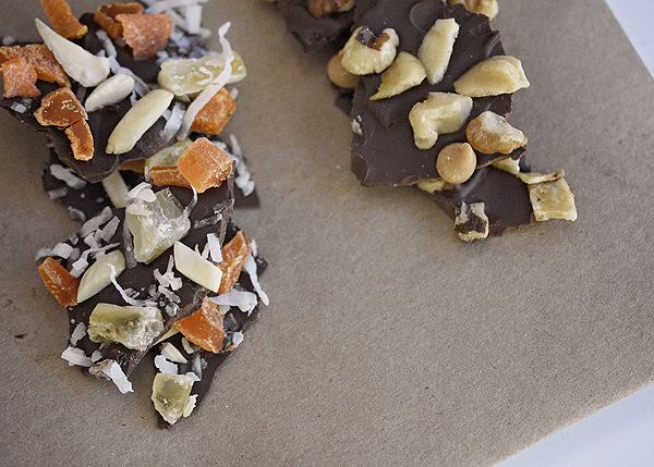 Easy DIY Chocolate Bark