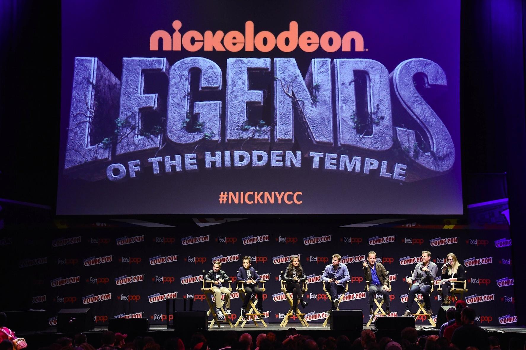 nickelodeon legends of the hidden temple new york comic con 2016.jpg