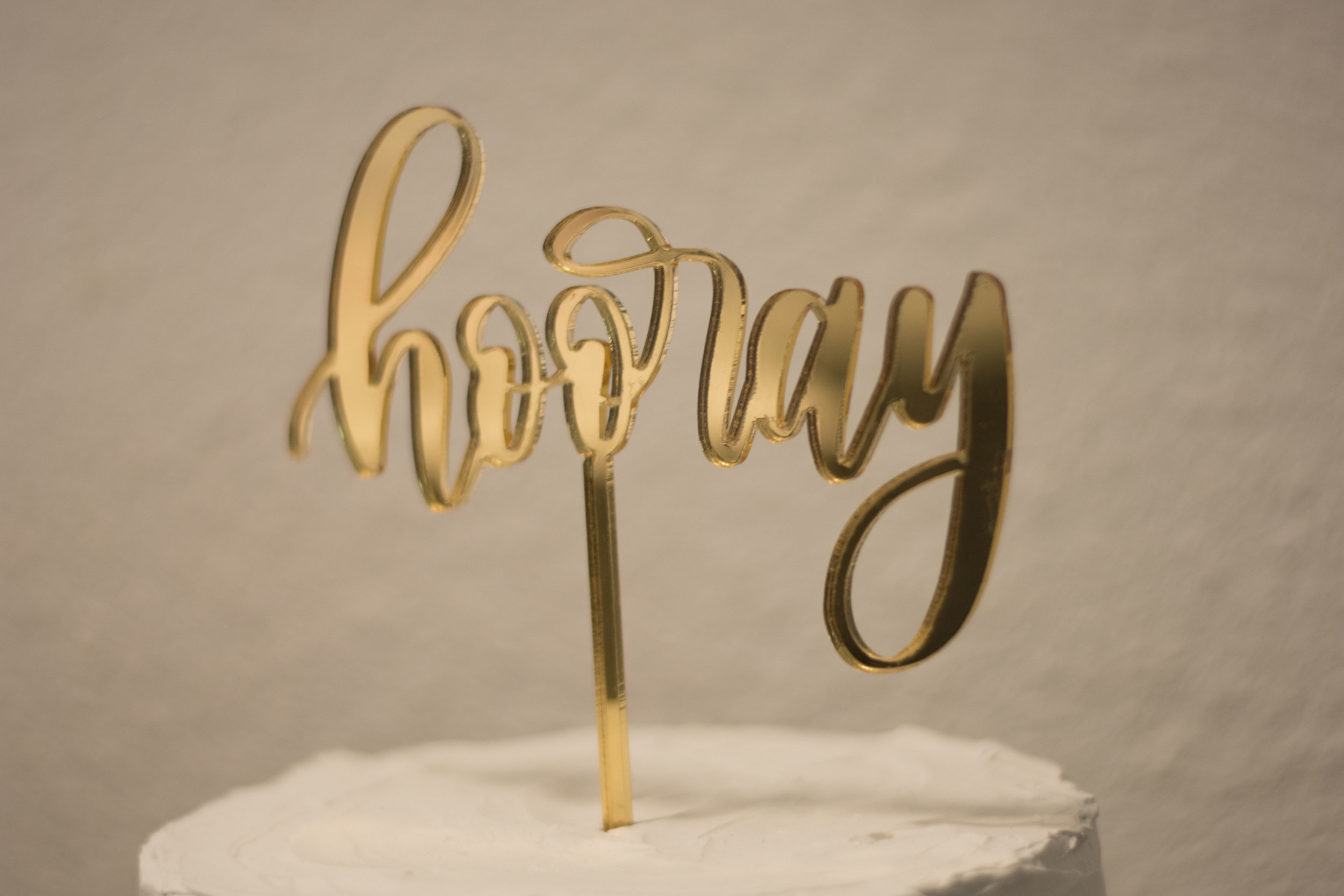 hooray_cake_topper_mirrored_gold.jpg