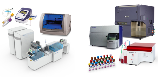 BD manufactures and sells a broad range of medical supplies, devices, laboratory equipment and diagnostic products.