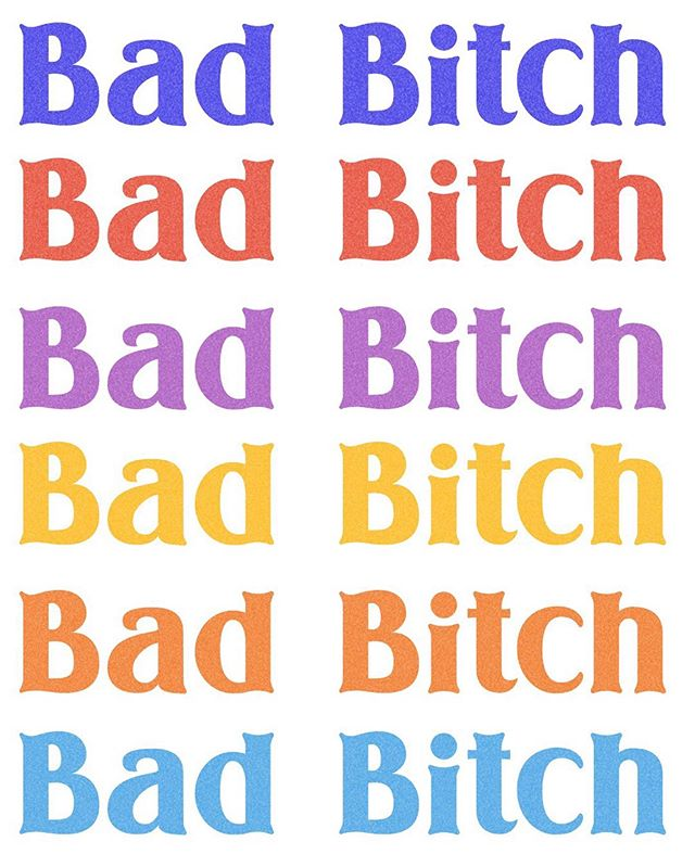 Tag your #badbitch 💙💚💛🧡❤️💜 . . . . . . . . #getpetty #poetry #poem #poems #poetrycommunity  #writingcommunity #writersofinstagram #designer #design #graphicdesign #quotes #funnymemes #funnyquotes #creativewriting #writer #creatives #madewithover