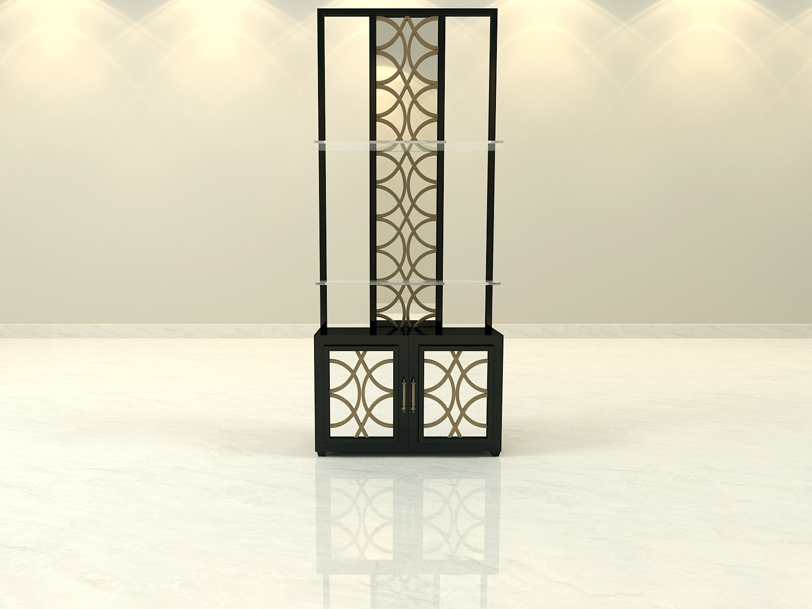 "The royal suite etagere - Overall Dimensions: 100"" tall x 40"" wide x 14"" tall. Pricing and more Information contact us."