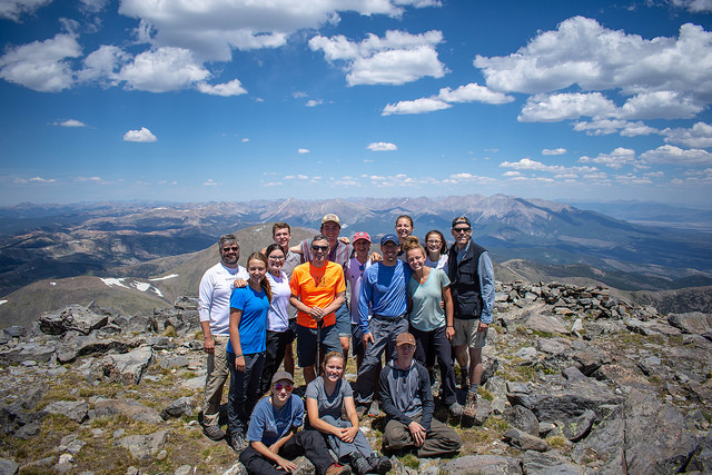 Click Here forWilderness Trek Pictures -
