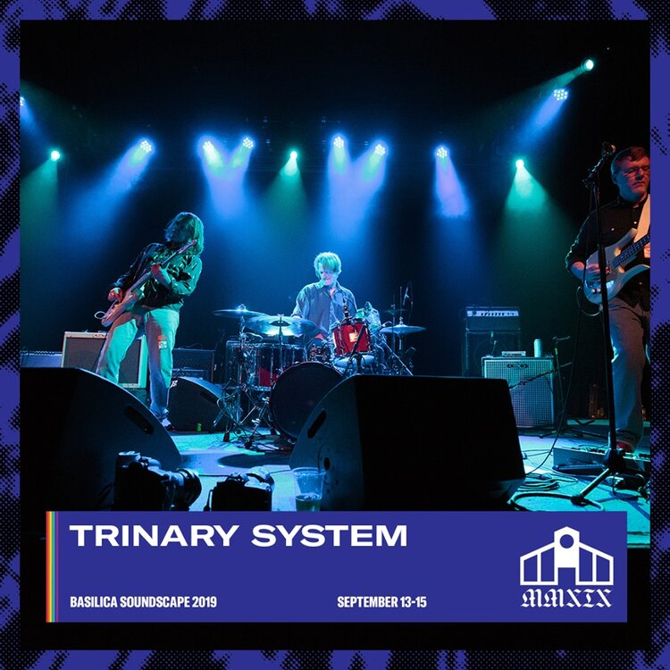 Trinary System will be bringing some noise to Hudson, NY.
