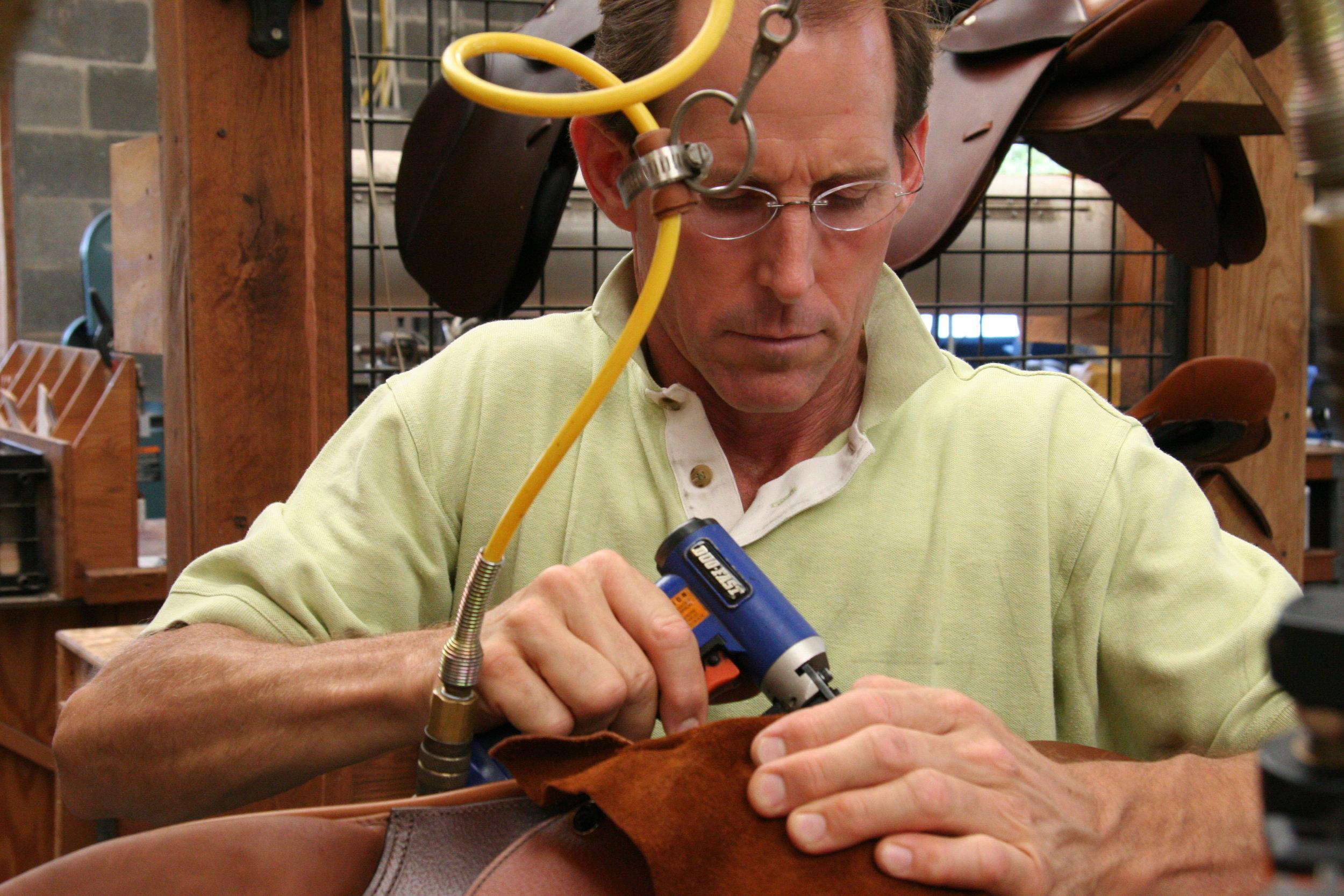Upgrade,repair, And used saddles -