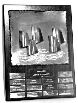 Retired Annual Pram Trophy
