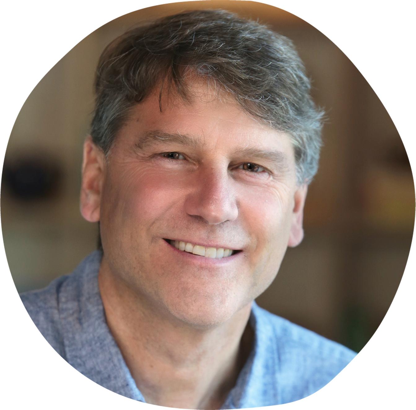 Blair Kellison  CEO, Traditional Medicinals