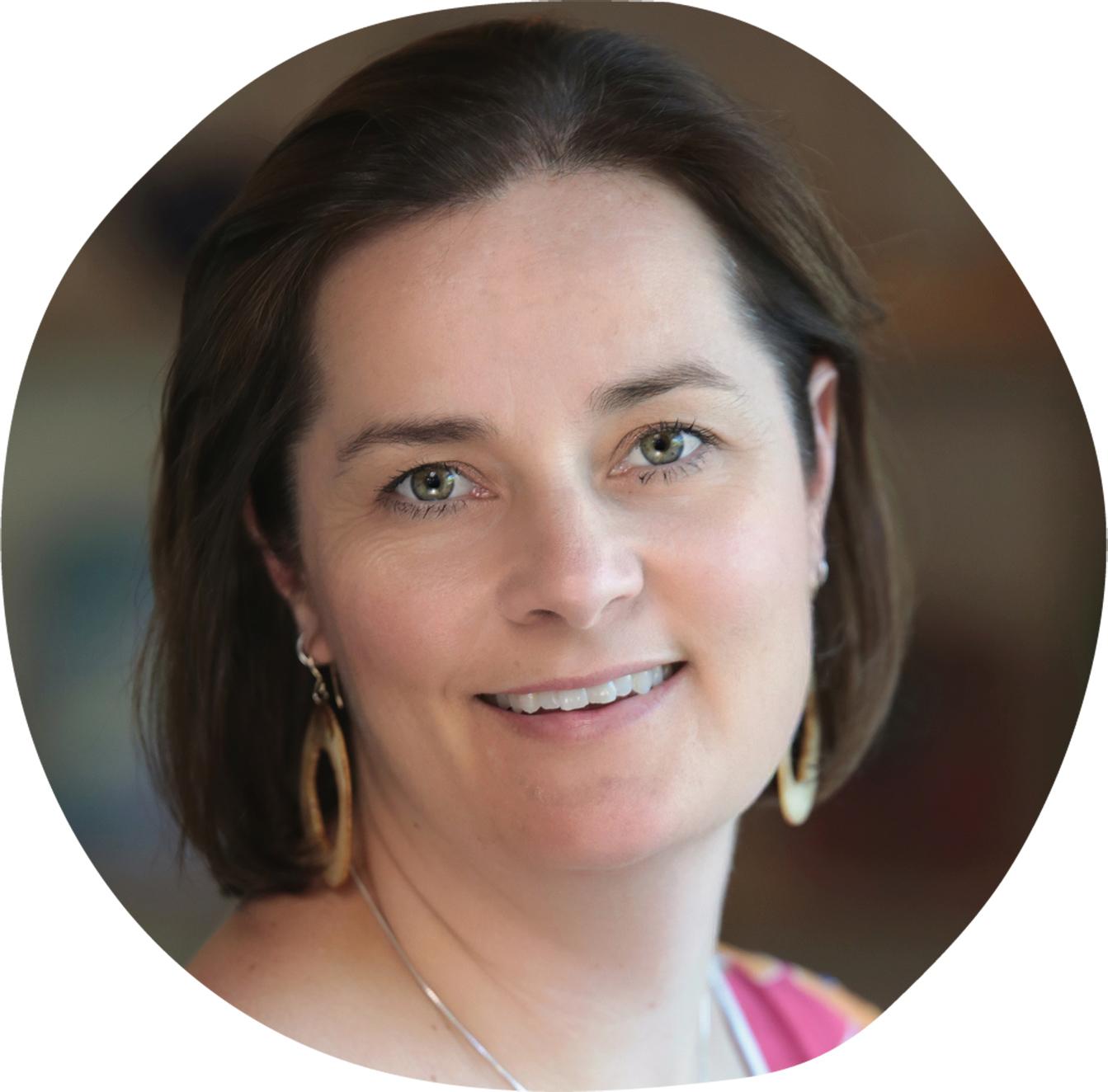 Helen Lentze  Director of Marketing, Redwood Hill Farm and Creamery