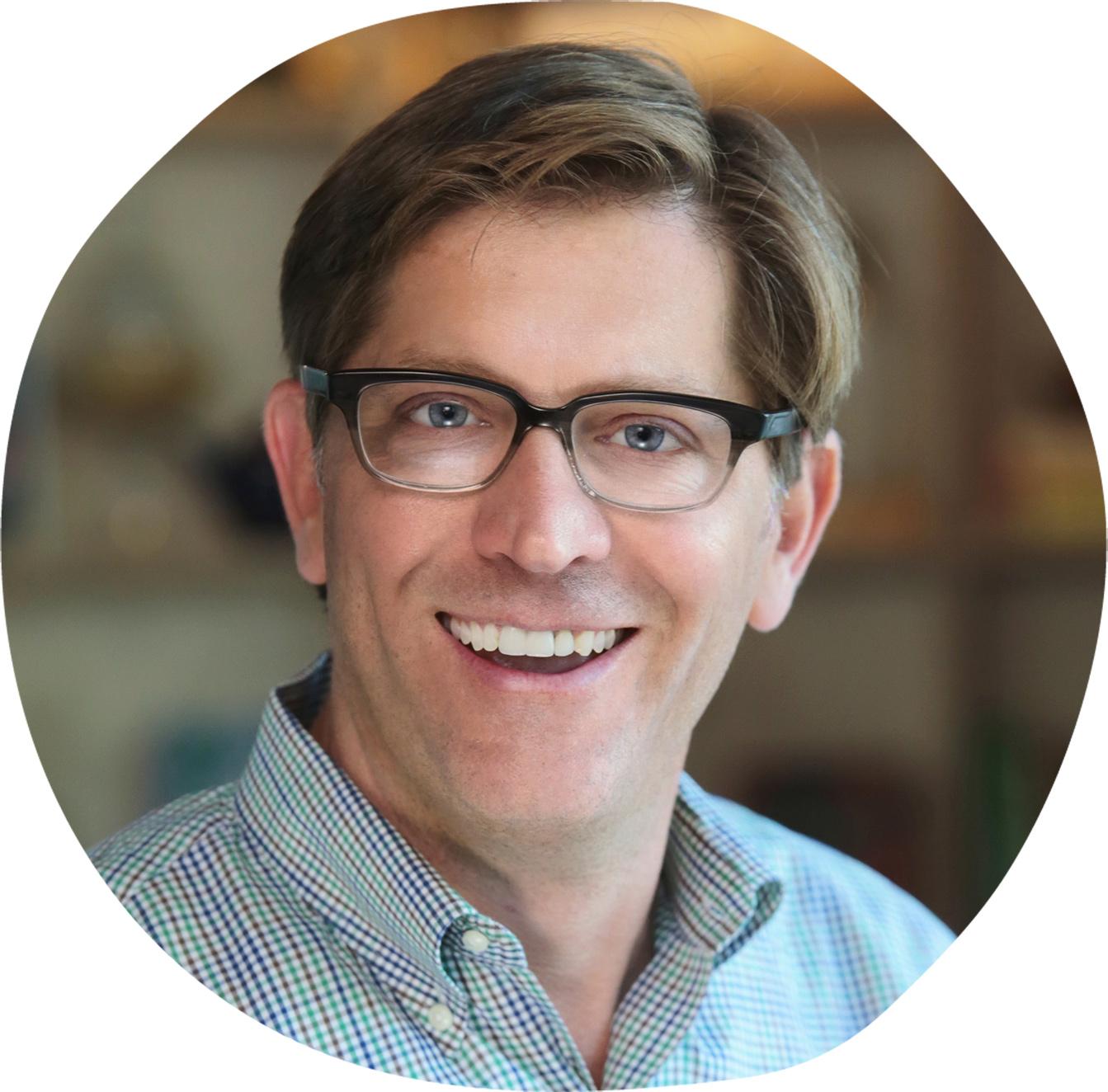 Mike Scheu  VP Sales & Marketing, Straus Family Creamery