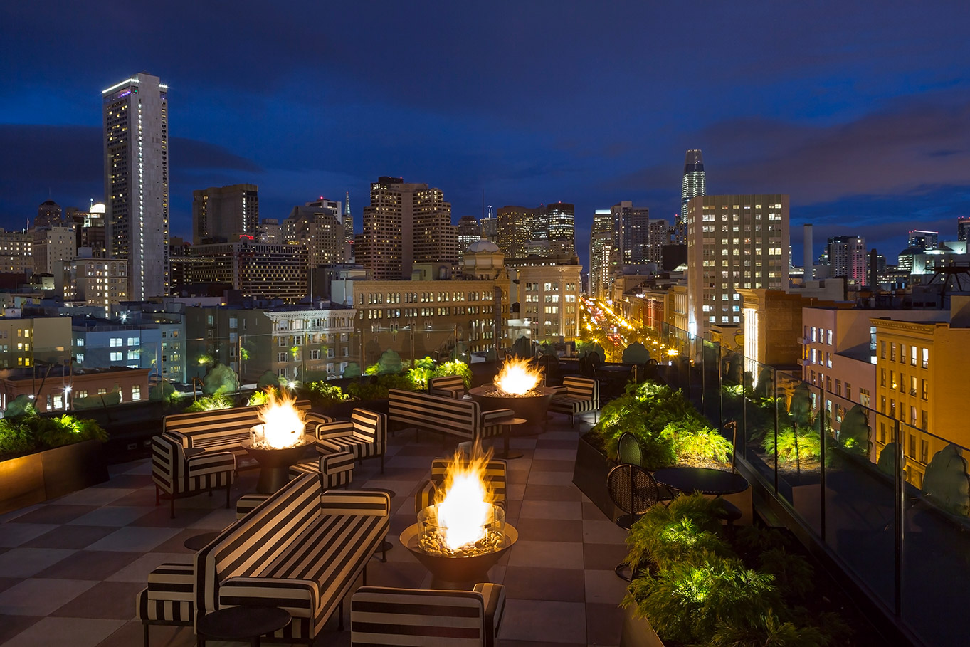 Exchange at Proper San Francisco Rooftop - The San Francisco Exchange will take place on the Rooftop of our new member, the San Francisco Proper Hotel. Proper Hospitality sets new standards in terms of lifestyle and original establishments - we are proud and excited for you to discover our new addition!