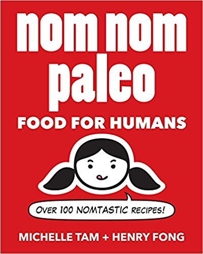 Nom Nom Paleo: Food for Humans by Michelle Tam and Henry Fong - While technically I don't have this cookbook, I do have their iPad app and I LOVE it. Michelle creates my favorite Instant Pot recipes and her humor and personality flows from everything she does. I've been an avid reader of her blog since 2008 so I can tell you with 100% certainty that her recipes are the real deal.