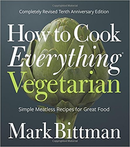 How to Cook Everything Vegetarian by Mark Bittman - Lest you think I only cook paleo in my house (I don't!) I wanted to share with you my favorite reference style cookbook. Mark Bittman doesn't disappoint with this tome full of vegetarian classics and modern twists. We all need more vegetables in our diet and this cookbook helps me do just that!