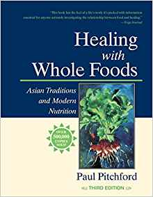 Healing with Whole Foods by Paul Pitchford - This was THE book that got me into Chinese medicine over a decade ago. It focuses on using food as medicine, but also is great if you're interested in learning more about working with the seasons to benefit your health.