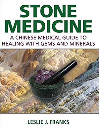 Stone Medicine: A Chinese Medical Guide to Healing with Gems and Minerals by Leslie J Franks - Ever wonder how we've learned so much about how to use stones for health and healing in our treatments? This book is our secret weapon. We have a copy in the office AND I have a copy at home - no joke! It's also a great beginner's primer on the theory's behind Chinese medicine. Reads like a textbook, but highly recommended!!