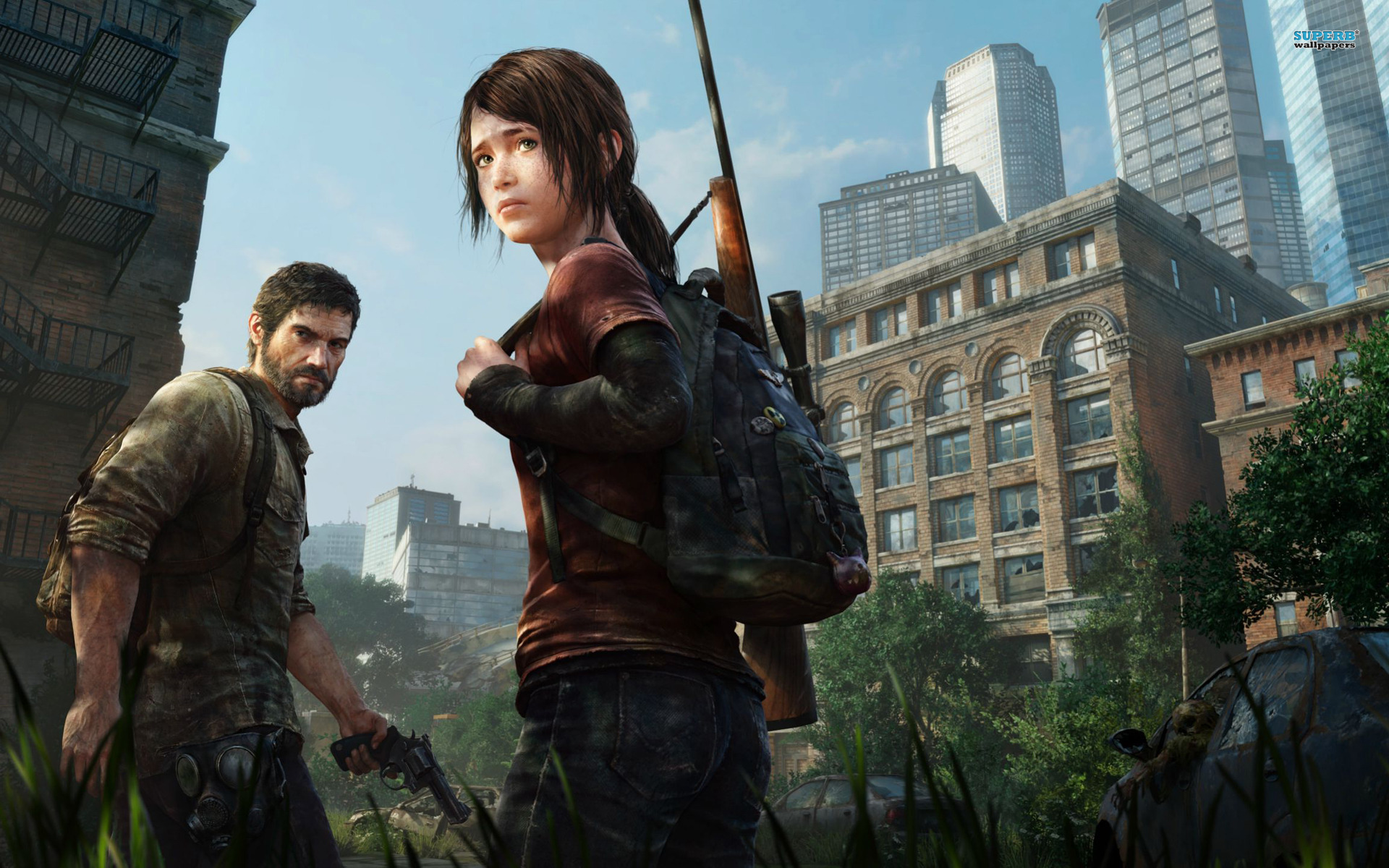The Last of Us - copyright Naughty Dog