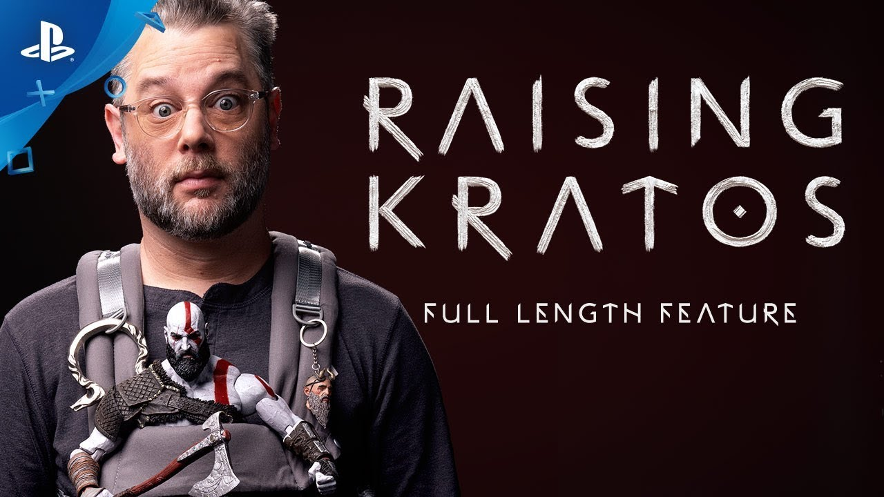 Raising Kratos Playstation Documentary