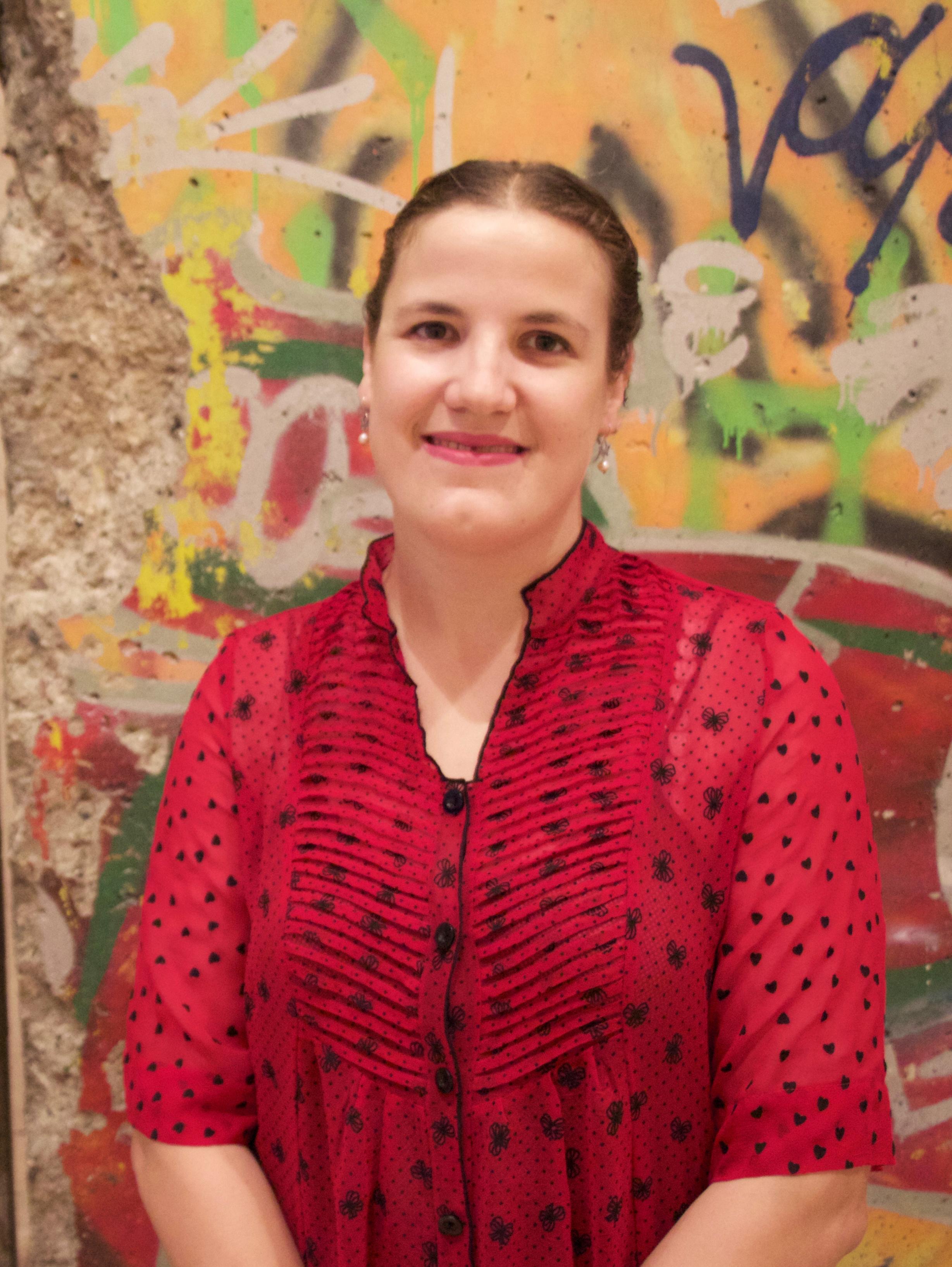 Associate Artist Sarah Harris