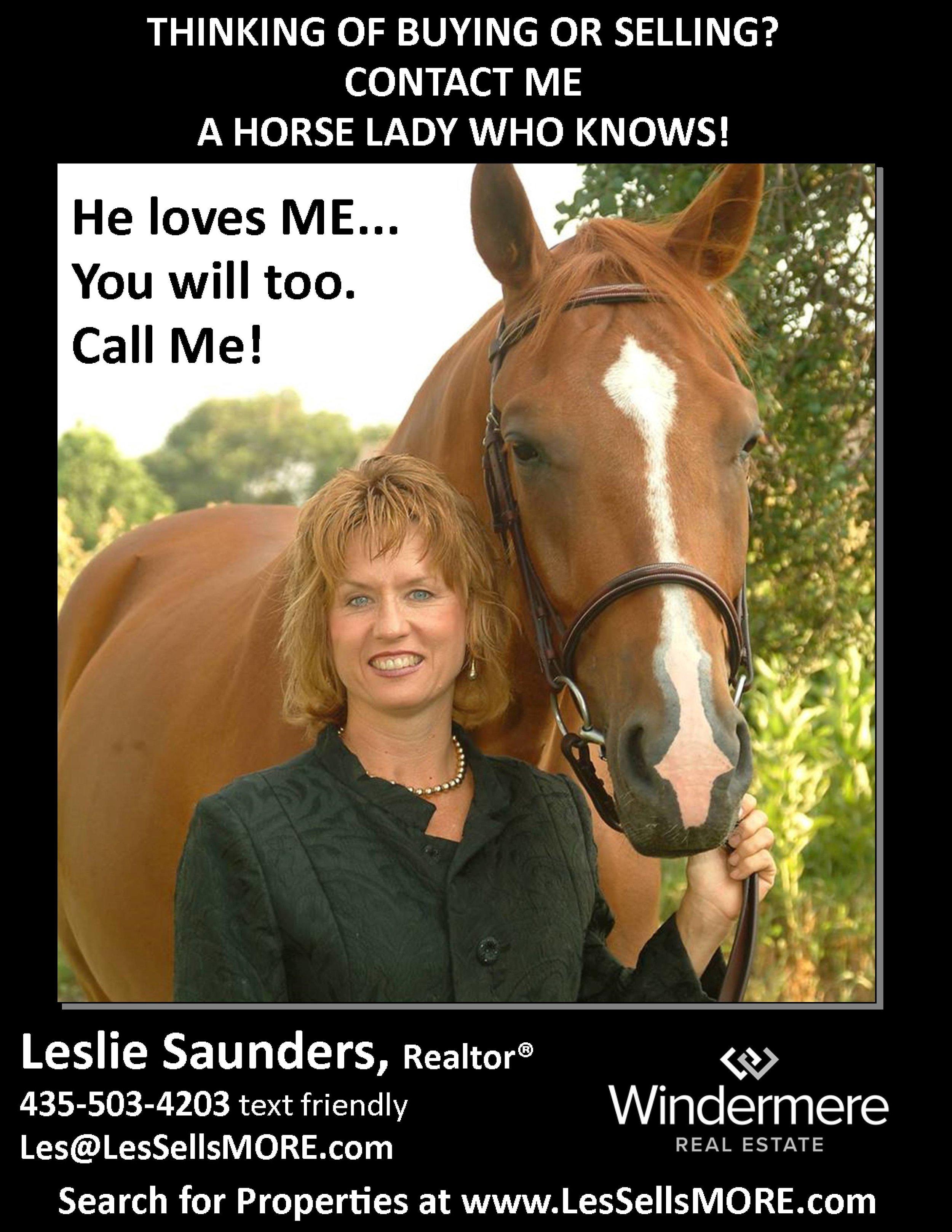 Leslie Saunders, Realtor