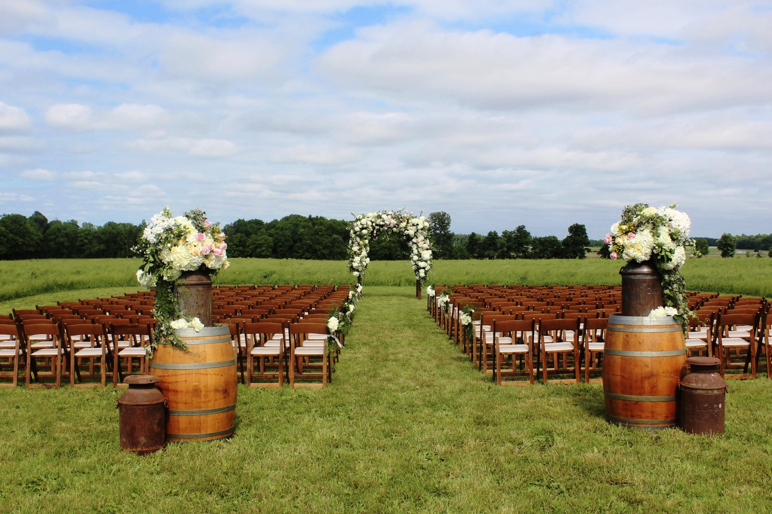 Picture of Wedding Ceremony Site