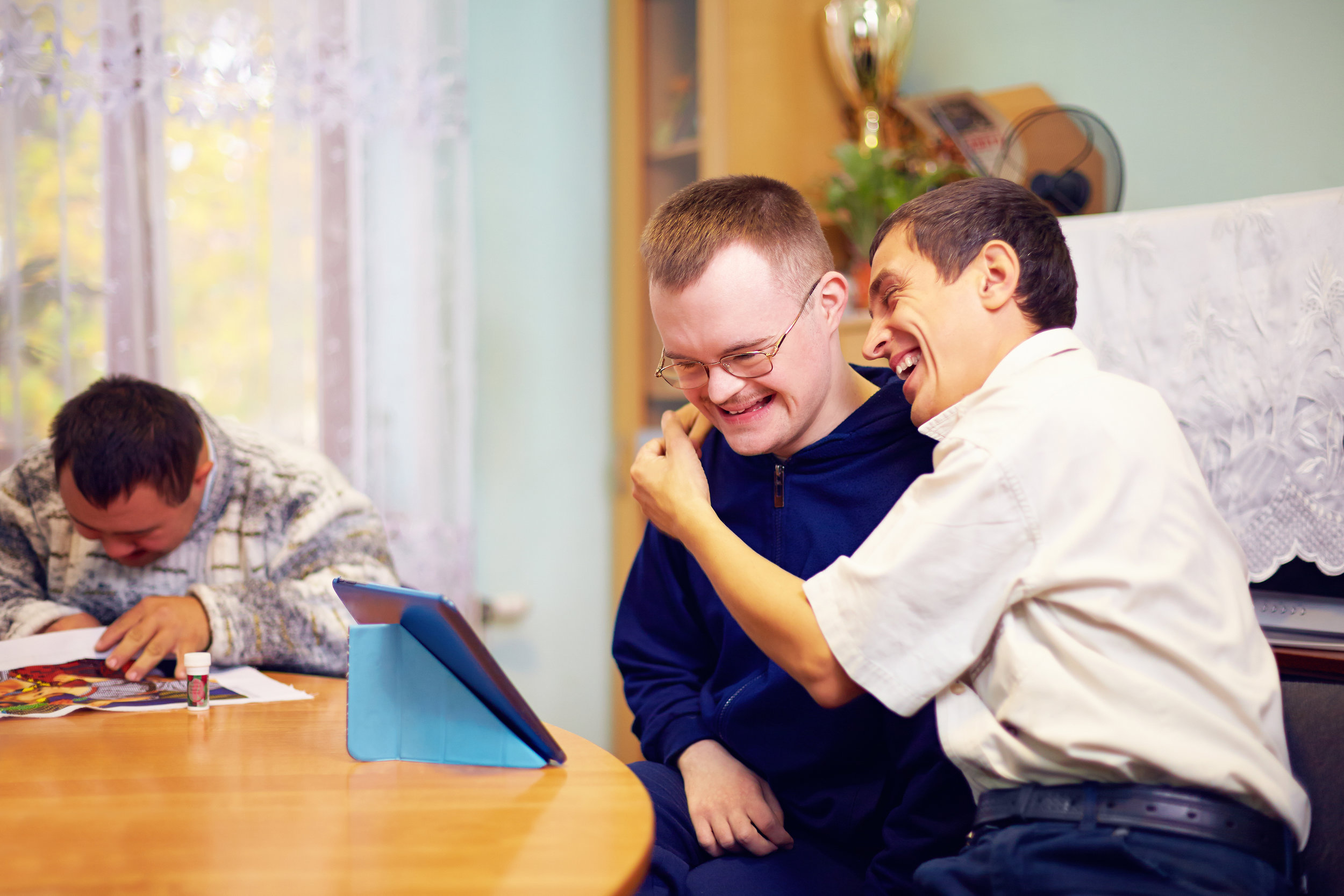Learning Disability Support