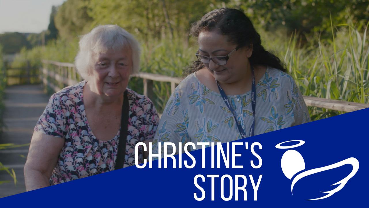 Watch Christine's Story