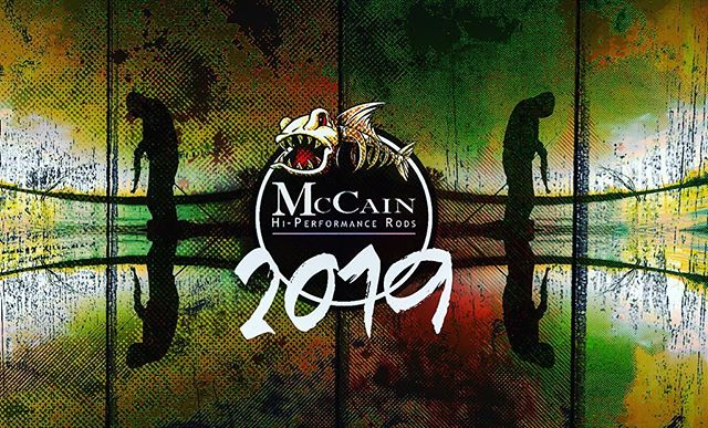 2019 - Starting Off Right - Team McCain Fishing is working hard, the company is growing, and our innovation continues ... Thank you to our loyal customers and dedicated team members!  You are the foundation! #mccainfishing #mccainmovement #fishing #fish #bassin #bassfishing #2019 #mccain2019 #bigbass #bigbassin #texas #fishingrods #fishingrod #teammcain