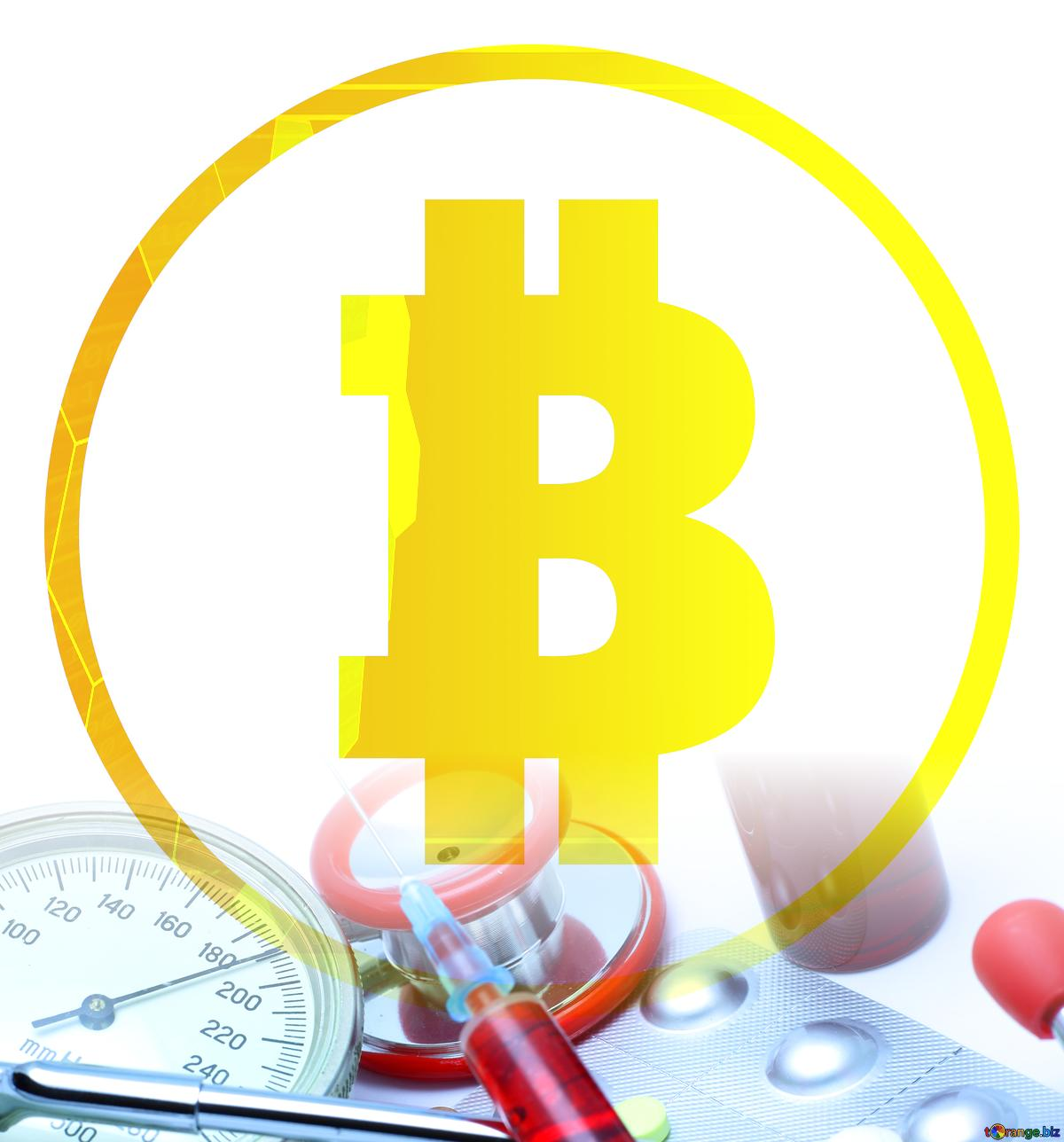Free picture (Bitcoin medicine) from https://torange.biz/fx/overlay-tech-business-information-concept-template-194812