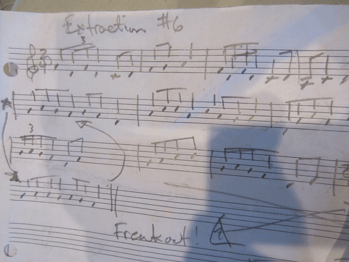 Extraction-Samworth-score