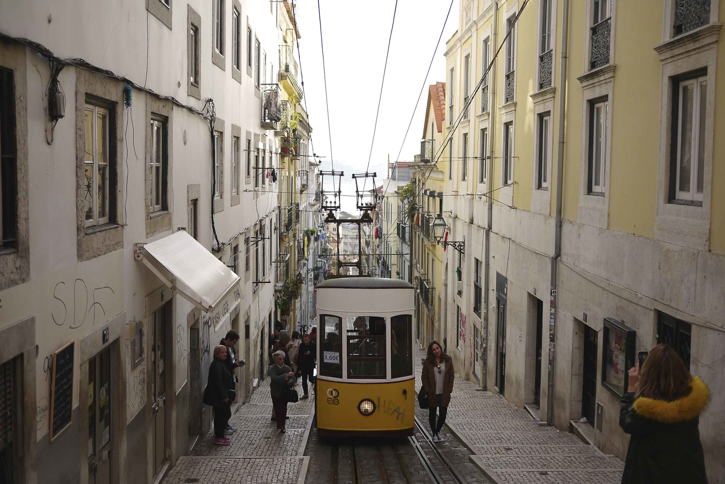 Traveling through Portugal