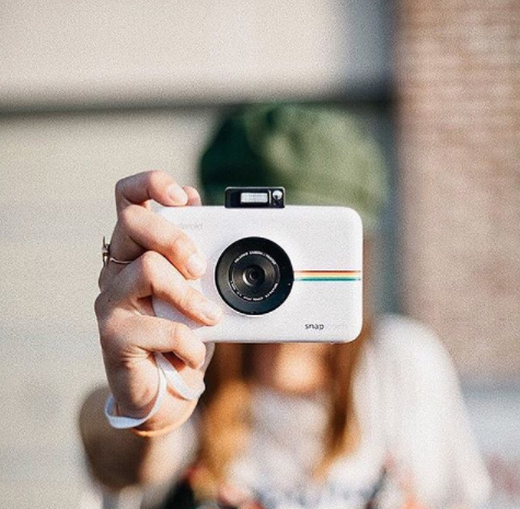Polaroid Snap Touch Camera  - Polaroid Snap Touch instant digital camera allows you to snap, print, and share all of your favorite photos instantly with app-driven creative & new Bluetooth connectivity.